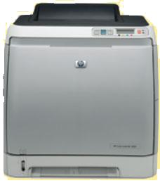 HP ColorLaserJet 1600